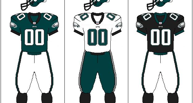f41fd7b9b24 Philadelphia Eagles Team Uniform/Logo - Her Sports Corner