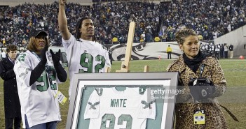 Monday, December 5, 2005 at Lincoln Financial Field in Philadelphia, PA. The Seattle Seahawks defeated the Philadelphia Eagles 42-0.