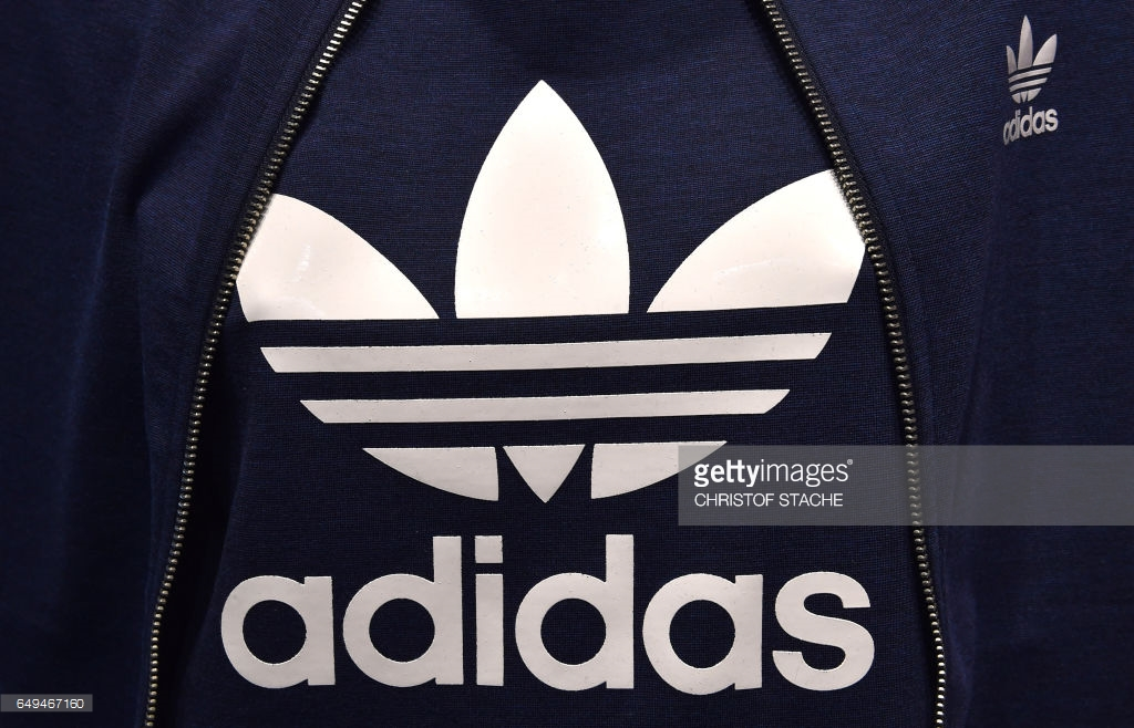 GERMANY-COMPANY-EARNINGS-ADIDAS-EUR-C1-FINAL : News Photo