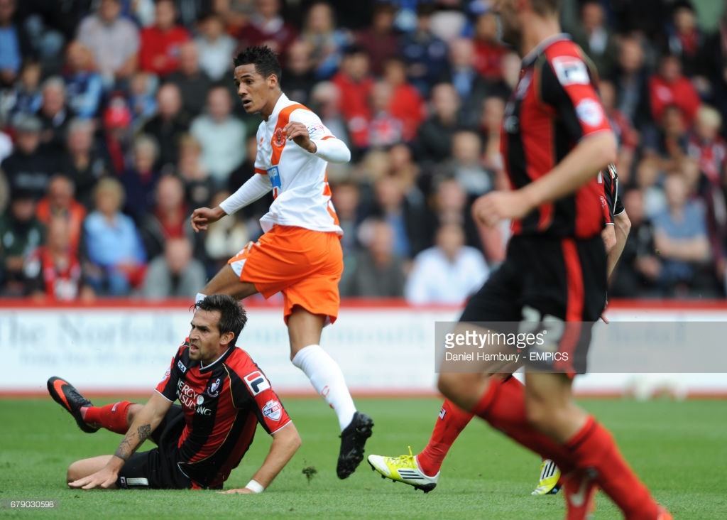 Soccer - Sky Bet Championship - AFC Bournemouth v Blackpool - Dean Court : News Photo