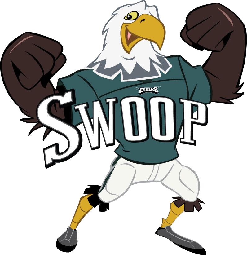 5abfa61f3dd Philadelphia Eagles Mascot - Her Sports Corner