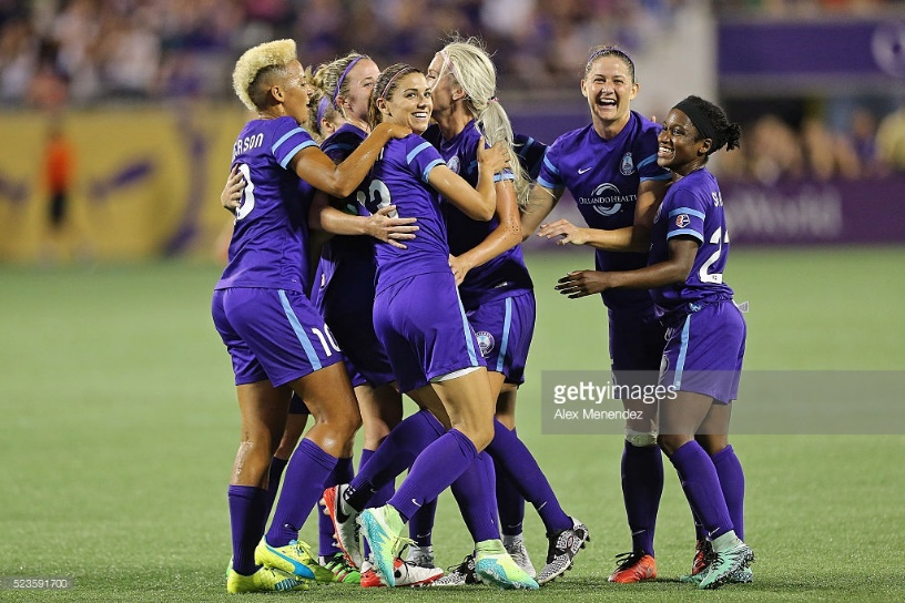 Houston Dash v Orlando Pride : News Photo