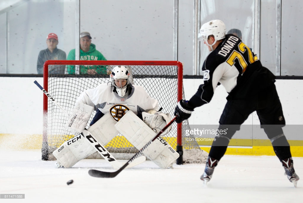 NHL: JUL 08 Bruins Development Camp : News Photo