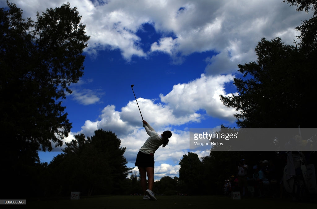 Canadian Pacific Women's Open - Round Three : News Photo