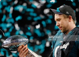 Philadelphia Eagles Win Super Bowl LII : The Philly Special