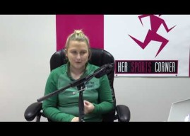 Her Sports Corner Podcast – Episode 3