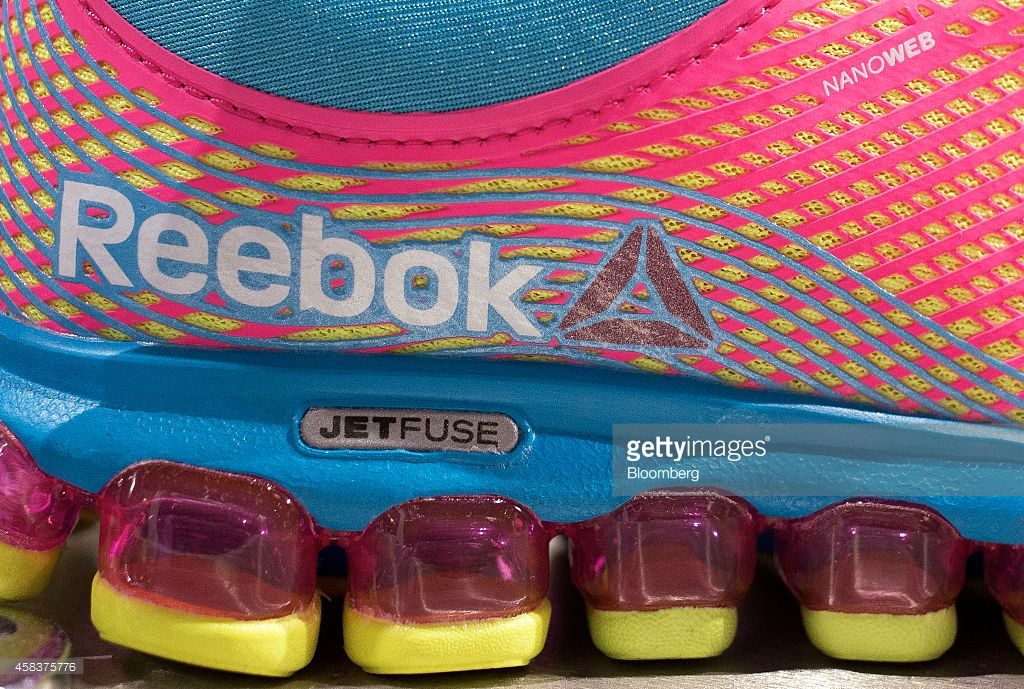 Adidas AG's Reebok Sneaker Store As Investor Said To Prepare Offer : News Photo