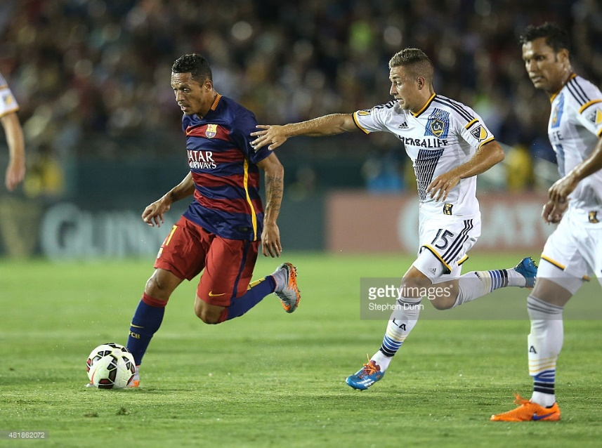 International Champions Cup 2015 - FC Barcelona v Los Angeles Galaxy : News Photo