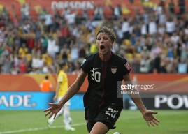 Top Women's Soccer Players of All Time- Abby Wambach