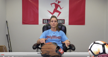 Her Sports Corner Collisions at Home Plate Episode 15