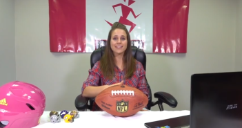 Her Sports Corner Topic NFL Kick Off Return New Rules Episode 15