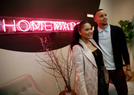 Ayesha Curry Opens Pop-Up Shop Called Homemade in Oakland, CA