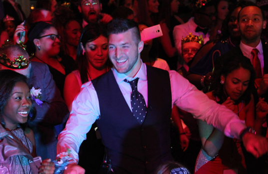 "Tim Tebow's ""Night to Shine"" Celebrates 5 Years"